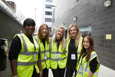 Event Management Hub Volunteers