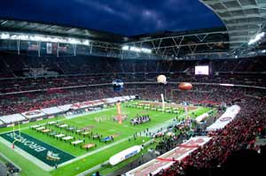 Event NFL Wembley